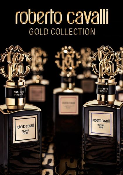GOLD COLLECTION CAVALLI