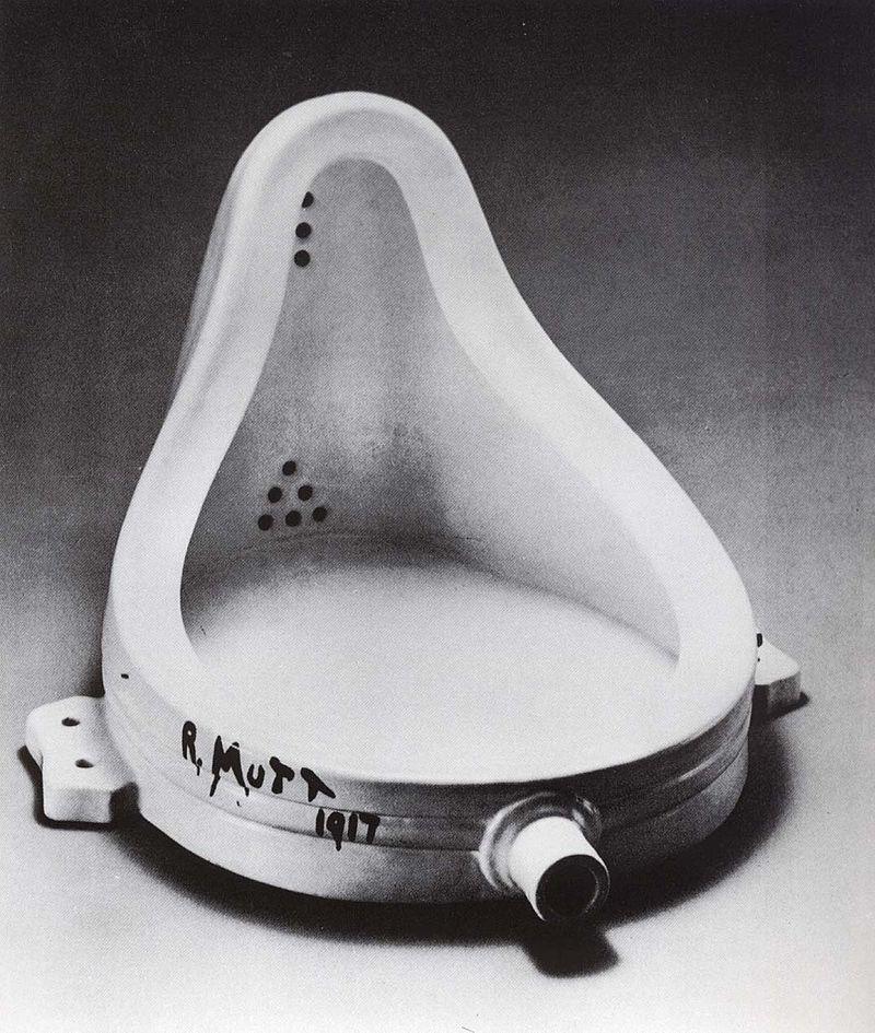 Fountain Marcel_Duchamp