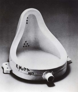 Fountain Marcel_Duchamp