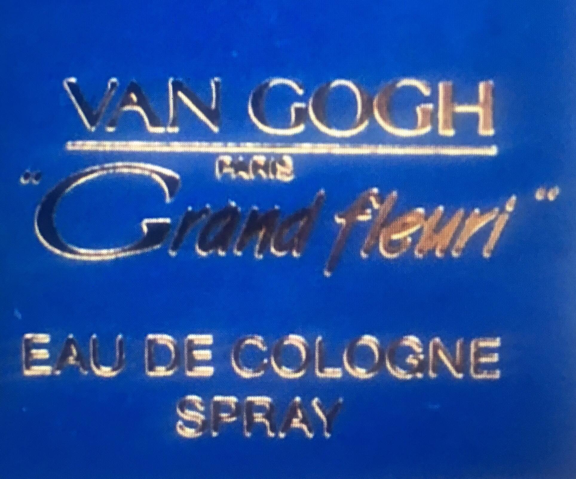 GRAND FLEURI VAN GOGH