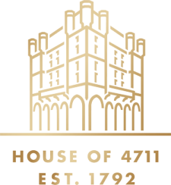HOUSE OF 4711 logo_gold