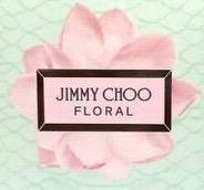 FLORAL JIMMY CHOO 2