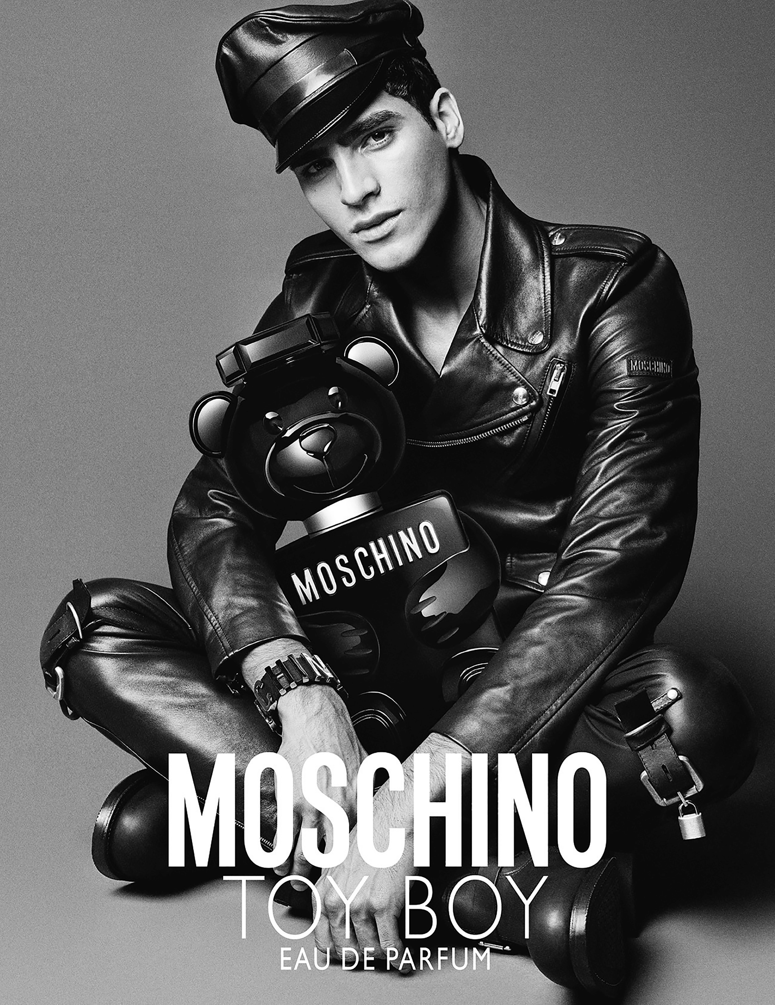 TOY BOY MOSCHINO 2