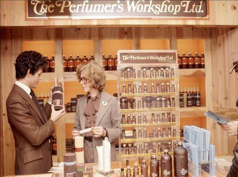 PERFUMERS WORK SHOP